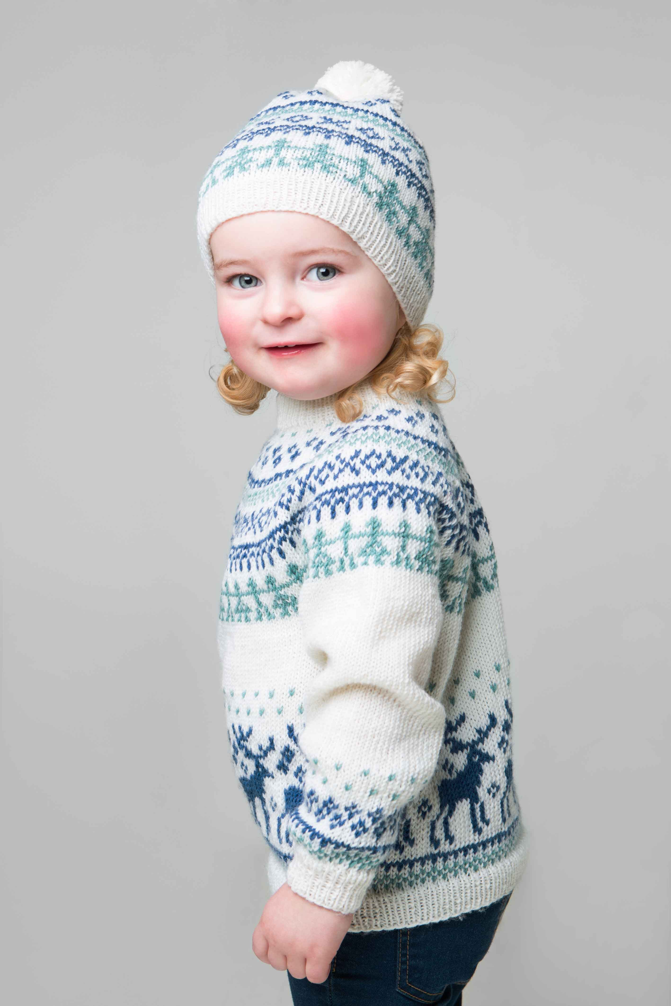 1404 17 Genser, bukse og lue Viking of Norway