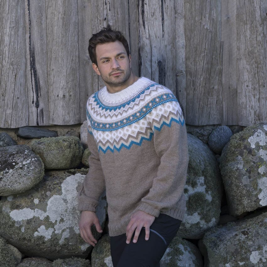 lode genser oppskrift