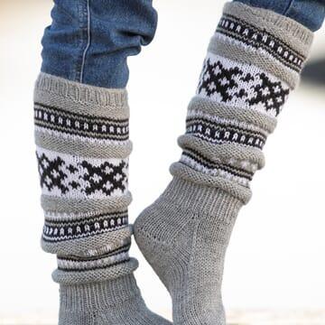 """2001-8b """"Nora""""-sokker"""