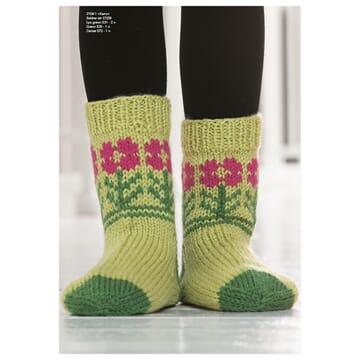 "2104-1 ""Karro""-sokken"