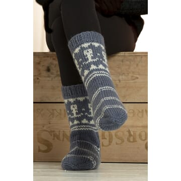 """2104-8 """"Anker""""-sokken"""