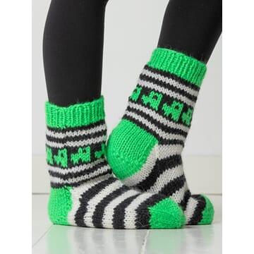 """2104-10 """"Tut-tut""""-sokken"""