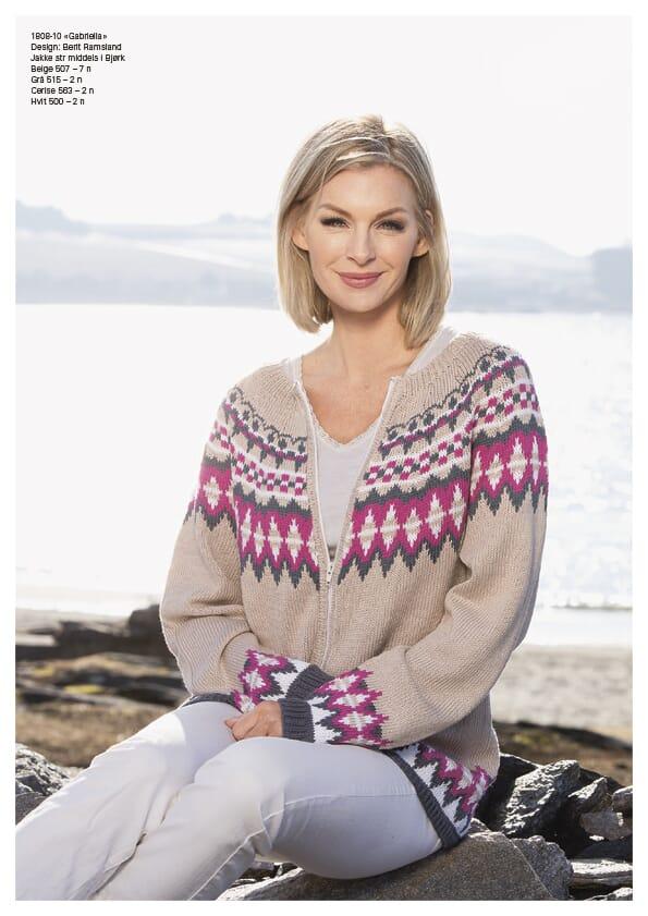 1808 8 Megan jakke Viking of Norway