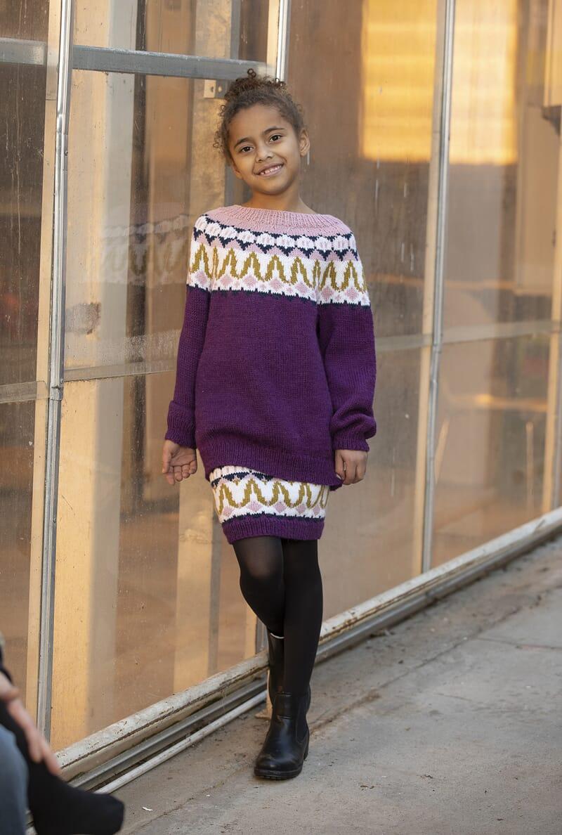 c68dfdf3 Suna-genser og skjørt 6-12 år - Viking of Norway