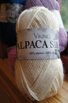 Viking Alpaca Silk